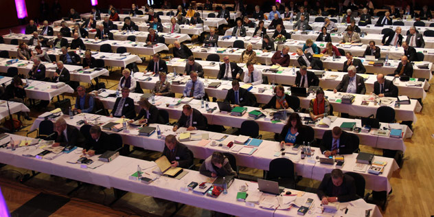 Schwerpunktthema der Herbsttagung: Haushalt 2014