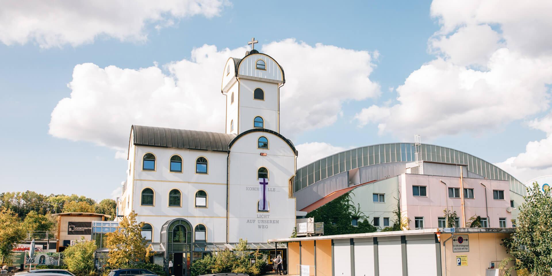 Autobahnkirche Geiselwind