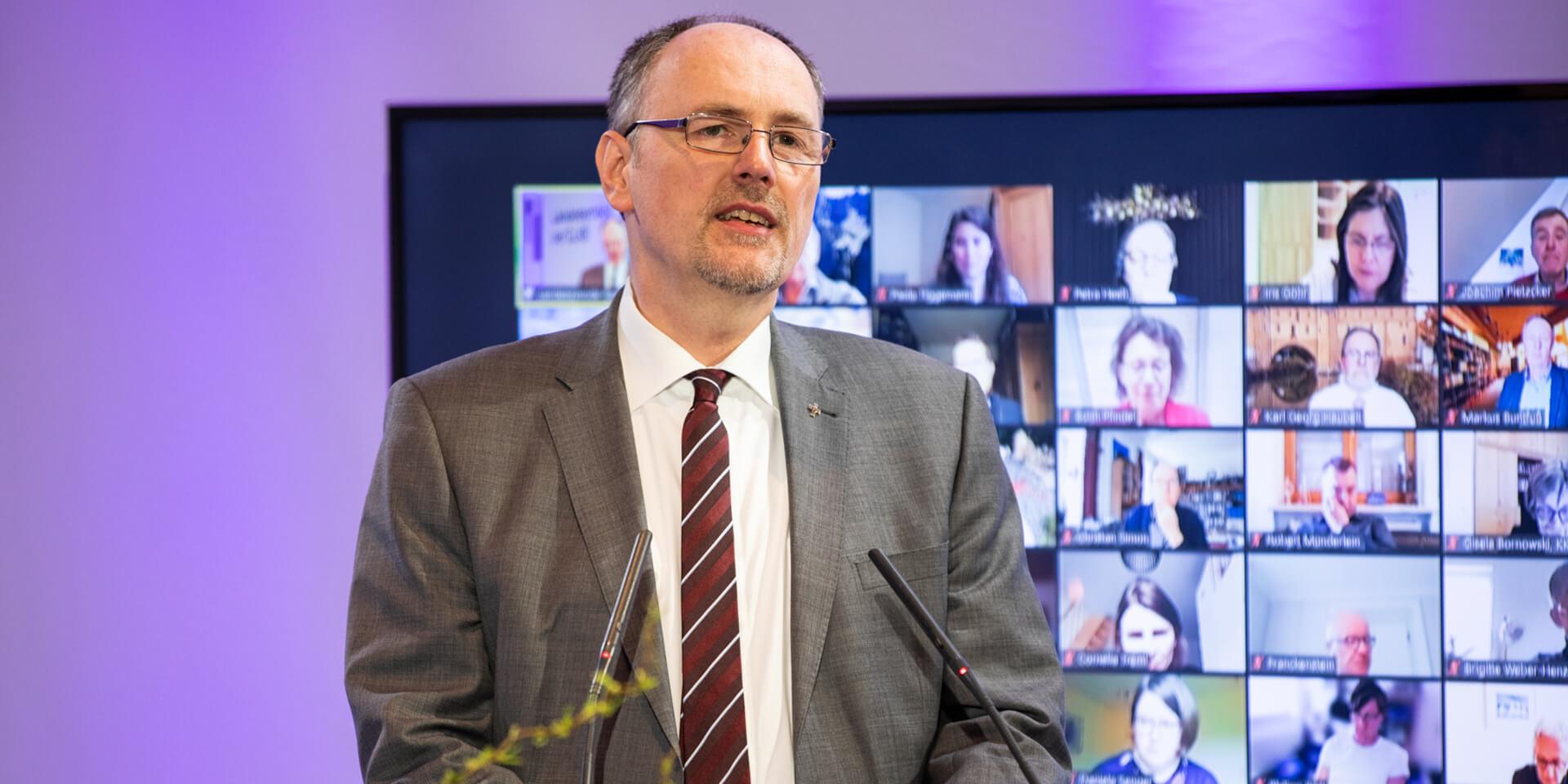 Oberkirchenrat Stefan Reimers