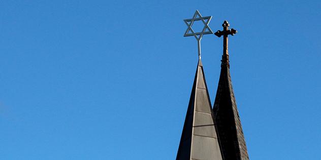 Christlich-jüdisches Verhältnis